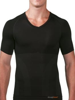 Knap'man V-Neck Black