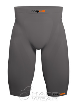 Zoned Compression Short USP 25 Grey